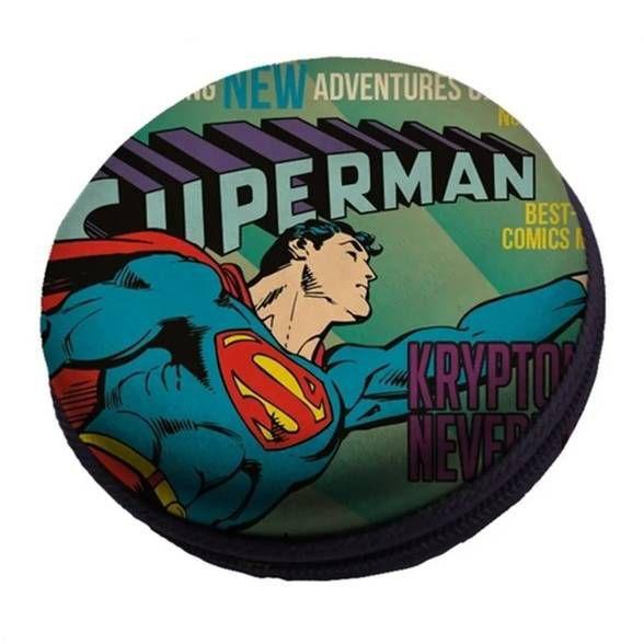 Caixa de Som Superman Flying