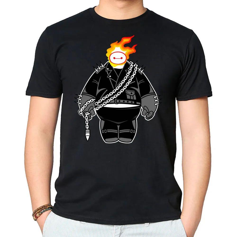 Camiseta Big Ghost Preta