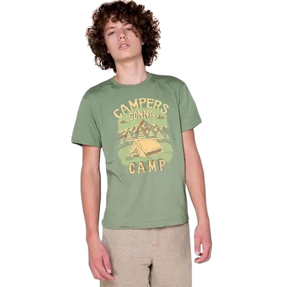 Camiseta Campers