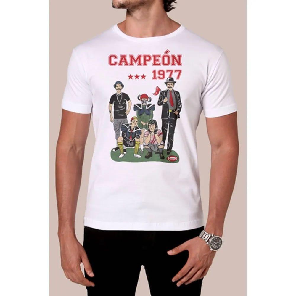 Camiseta Chaves F.C