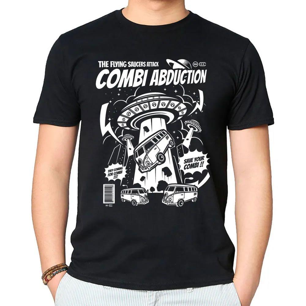 Camiseta Combi Abduction Preta