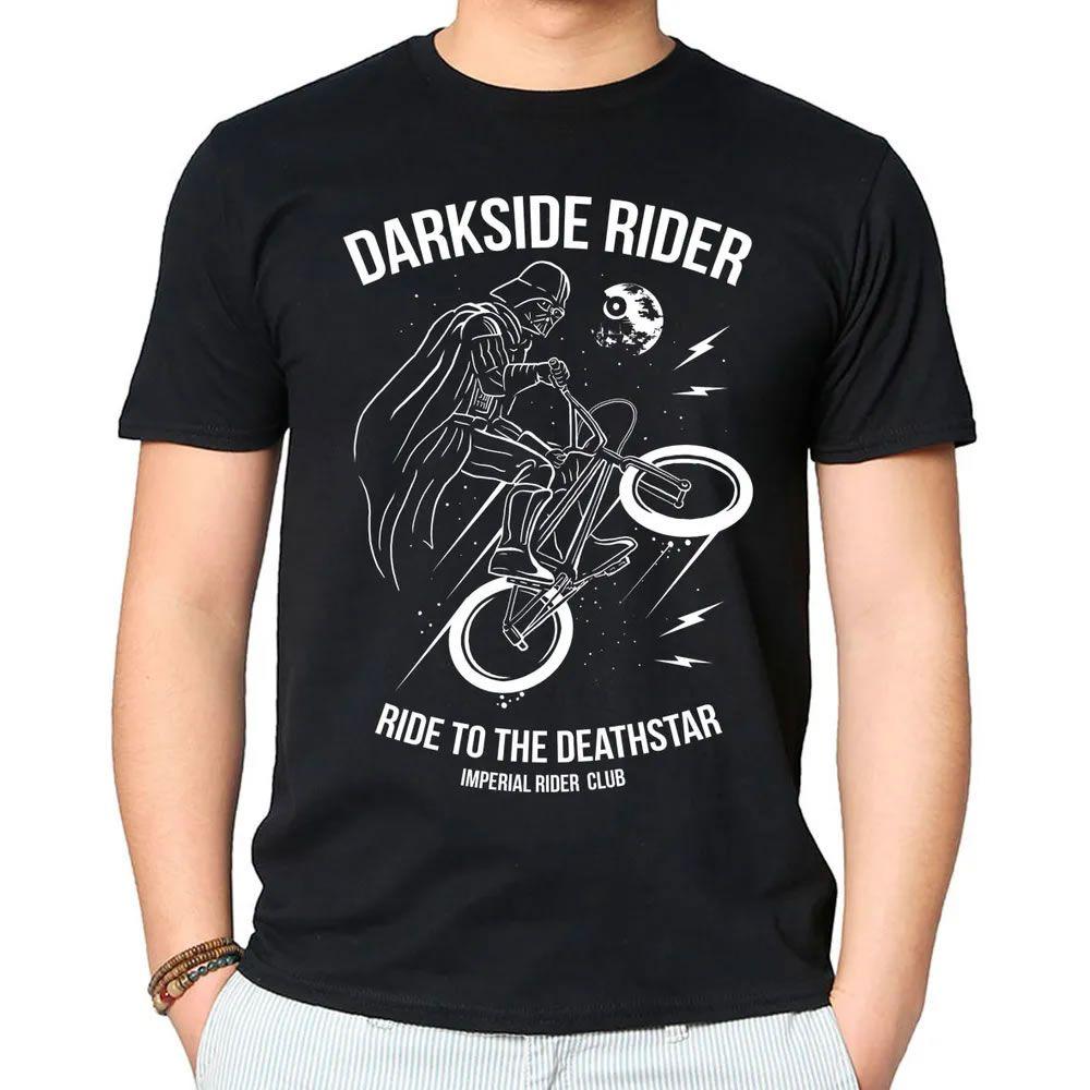 Camiseta Darkside Rider Preta