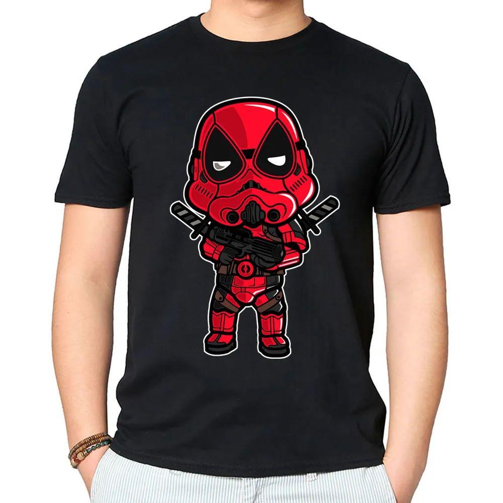 Camiseta Dead Trooper Preta