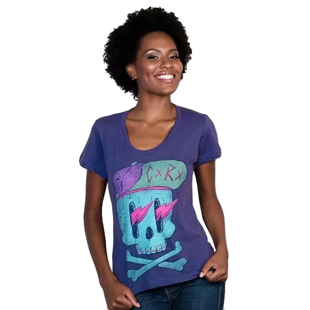Camiseta Feminina Cx Rx