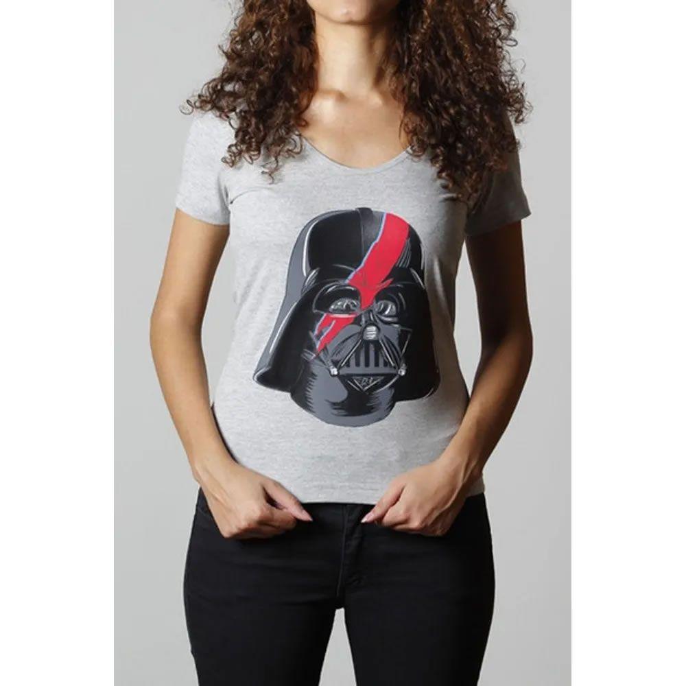 Camiseta Feminina Darth Bowie