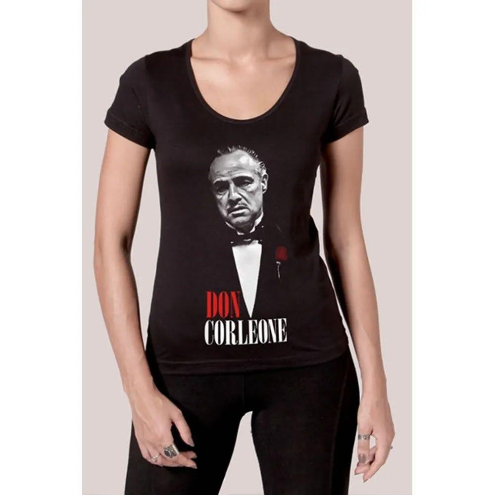 Camiseta Feminina Don Corleone