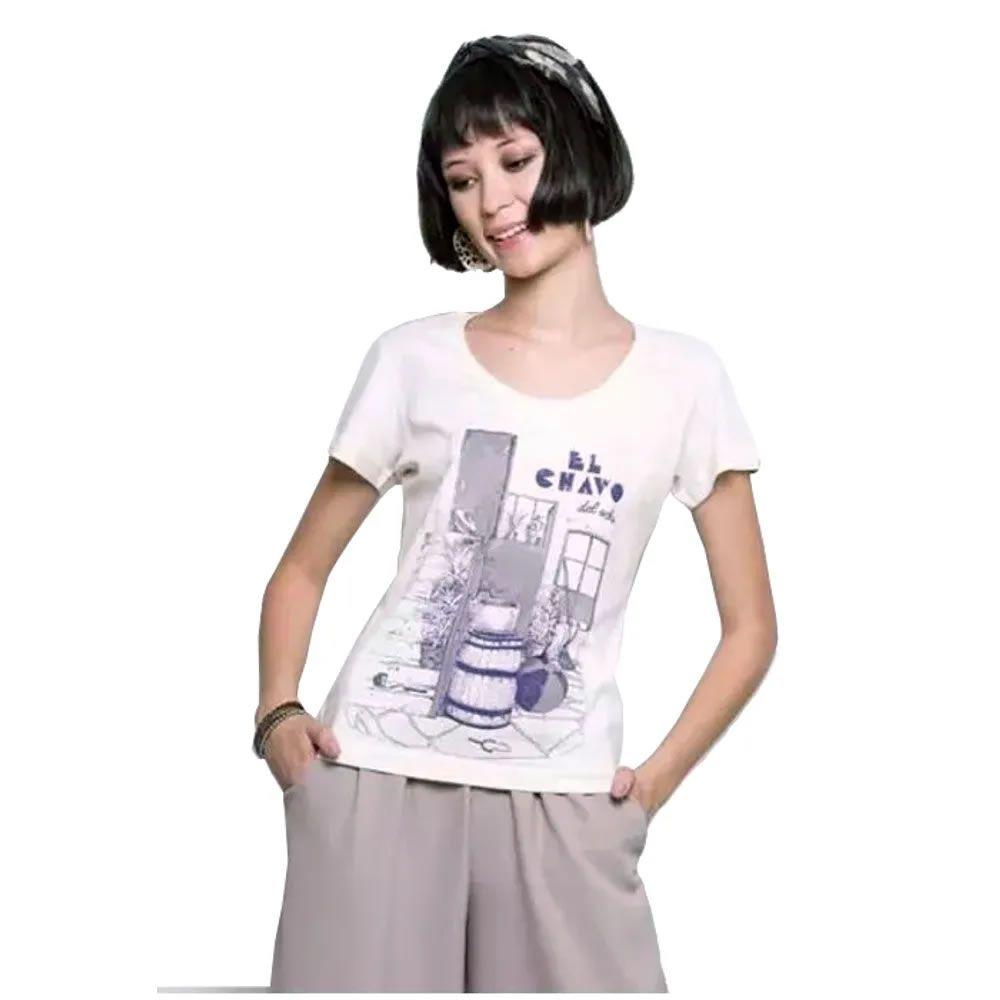 Camiseta Feminina El Chavo
