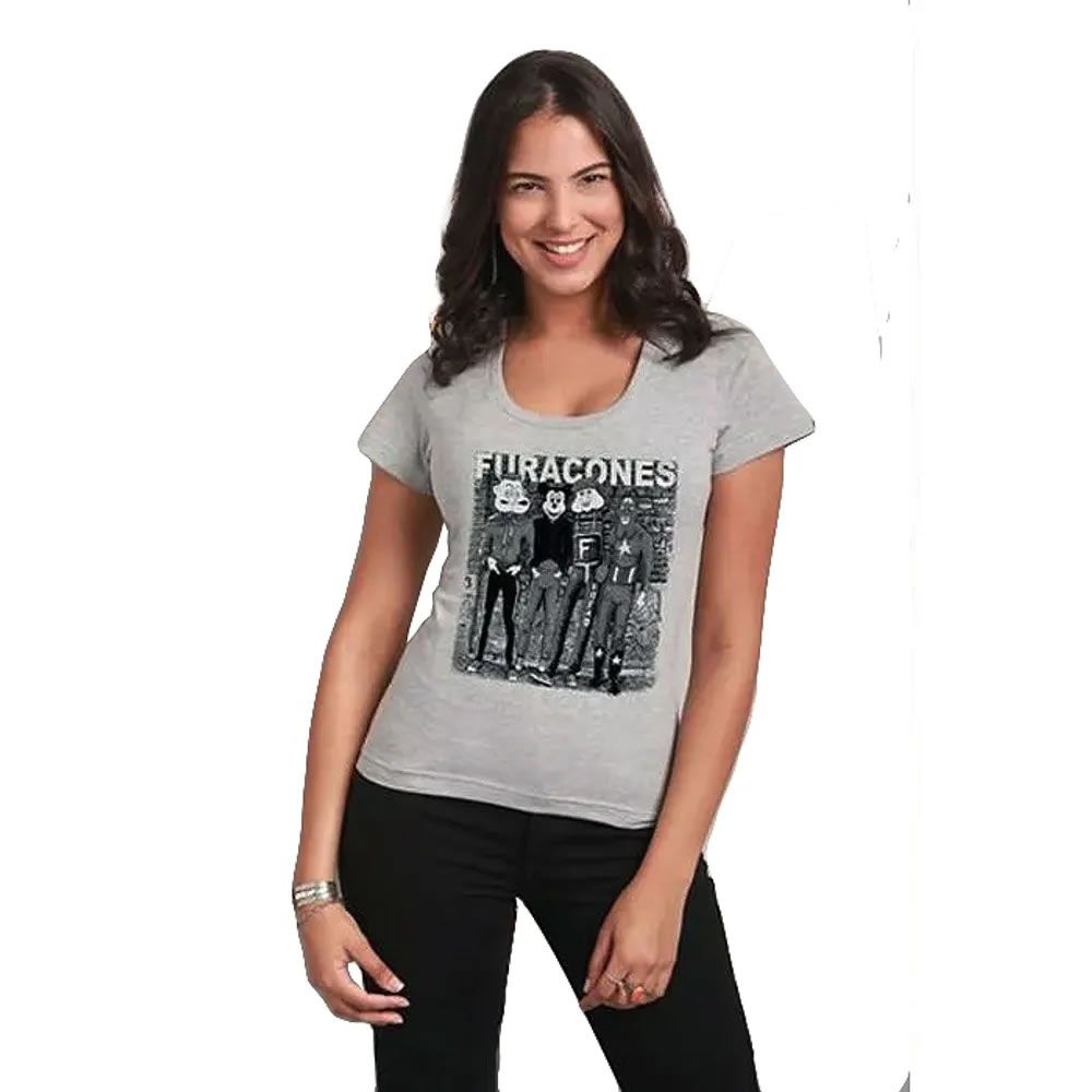 Camiseta Feminina Furacones