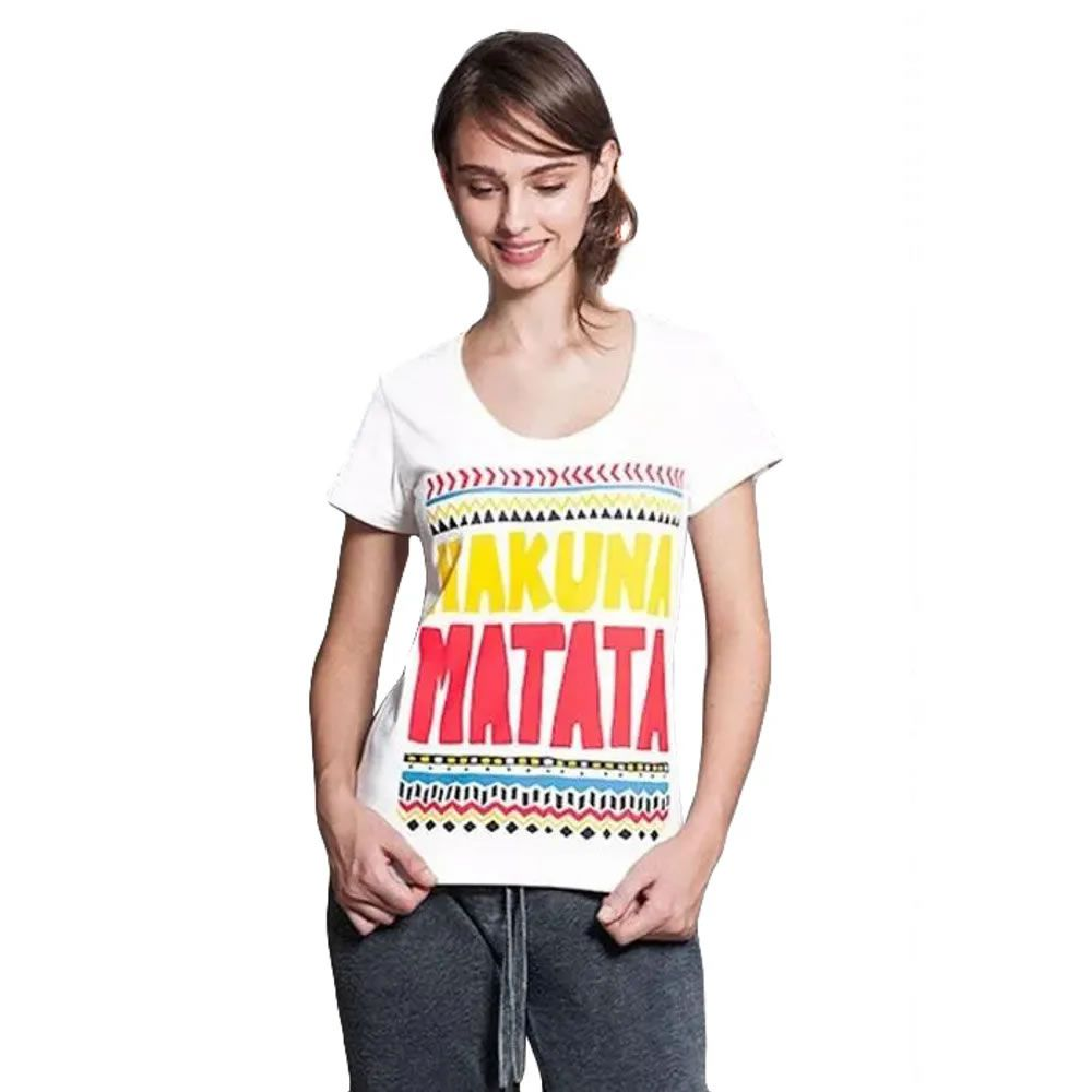 Camiseta Feminina Hakuna Matata