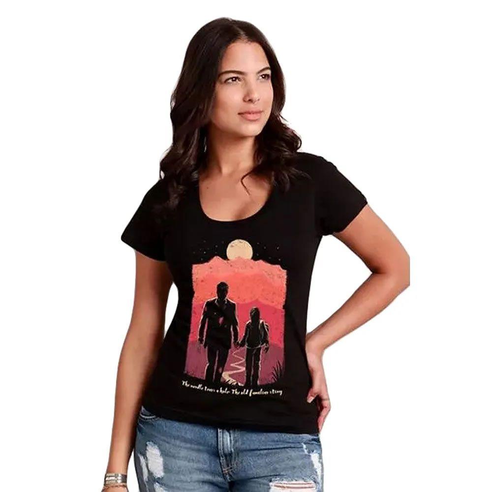 Camiseta Feminina Hurt
