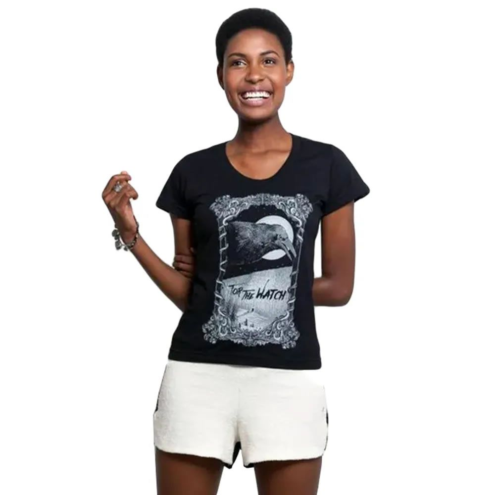 Camiseta Feminina Night's Watch