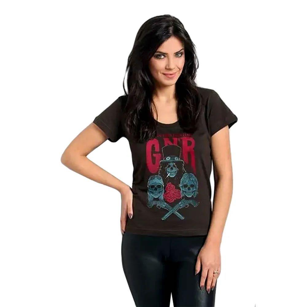 Camiseta Feminina Not In This Lifetime