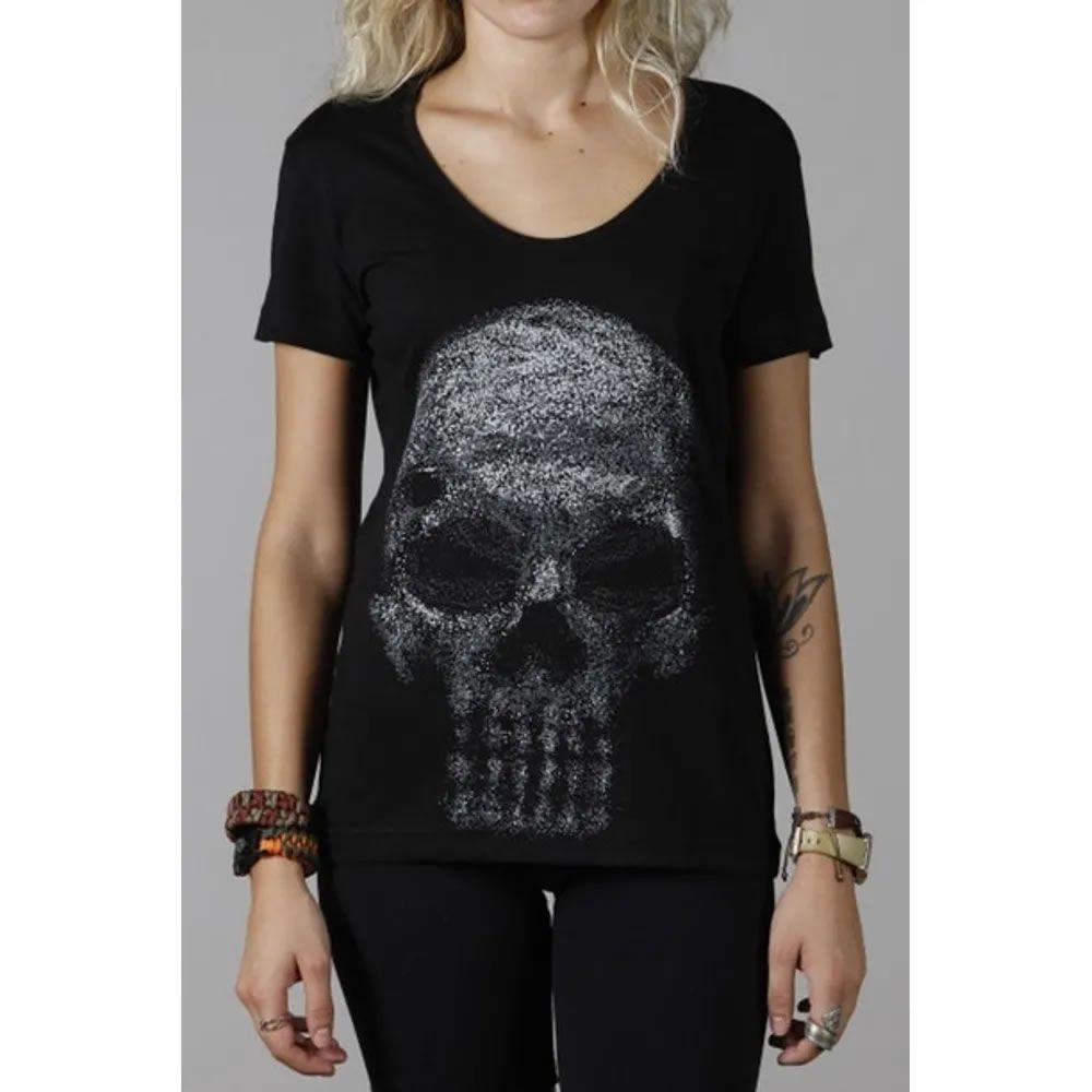 Camiseta Feminina One Shot One Kill
