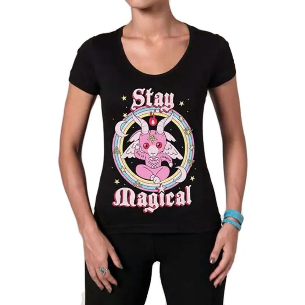 Camiseta Feminina Stay Magical