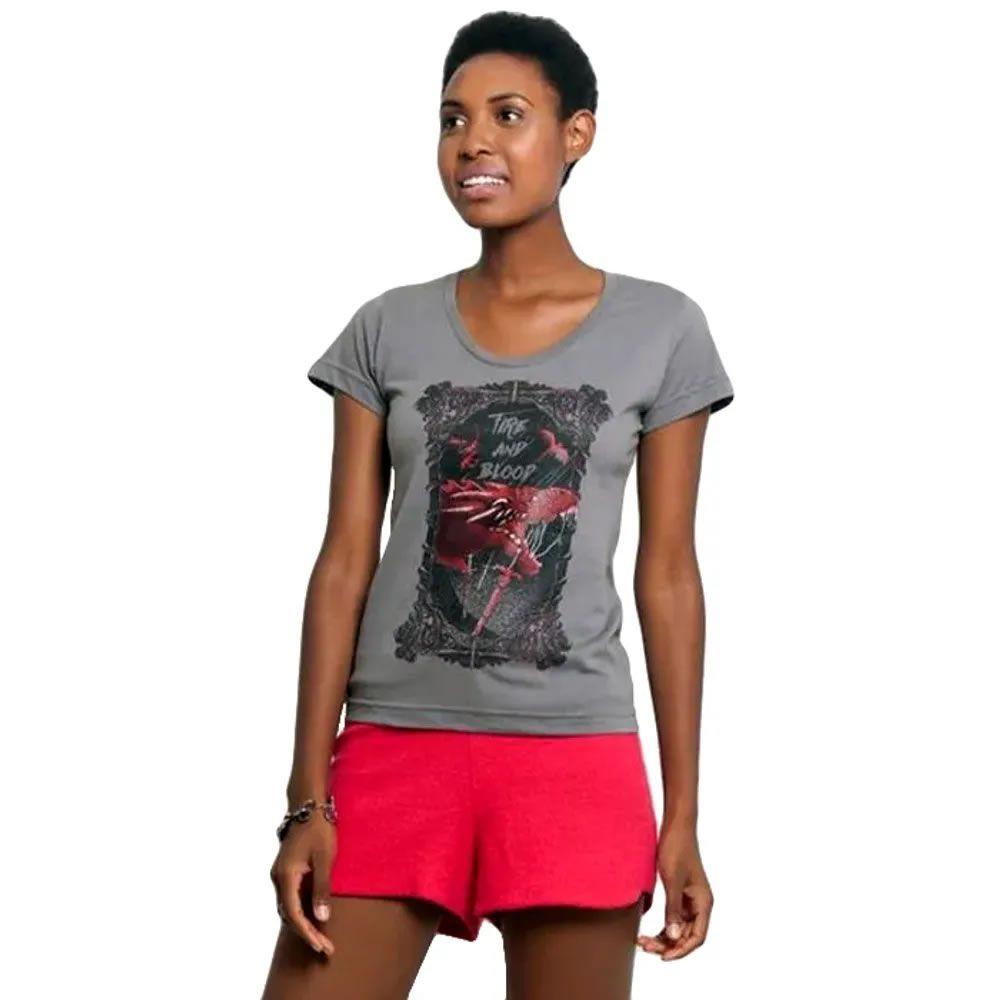 Camiseta Feminina Targaryen