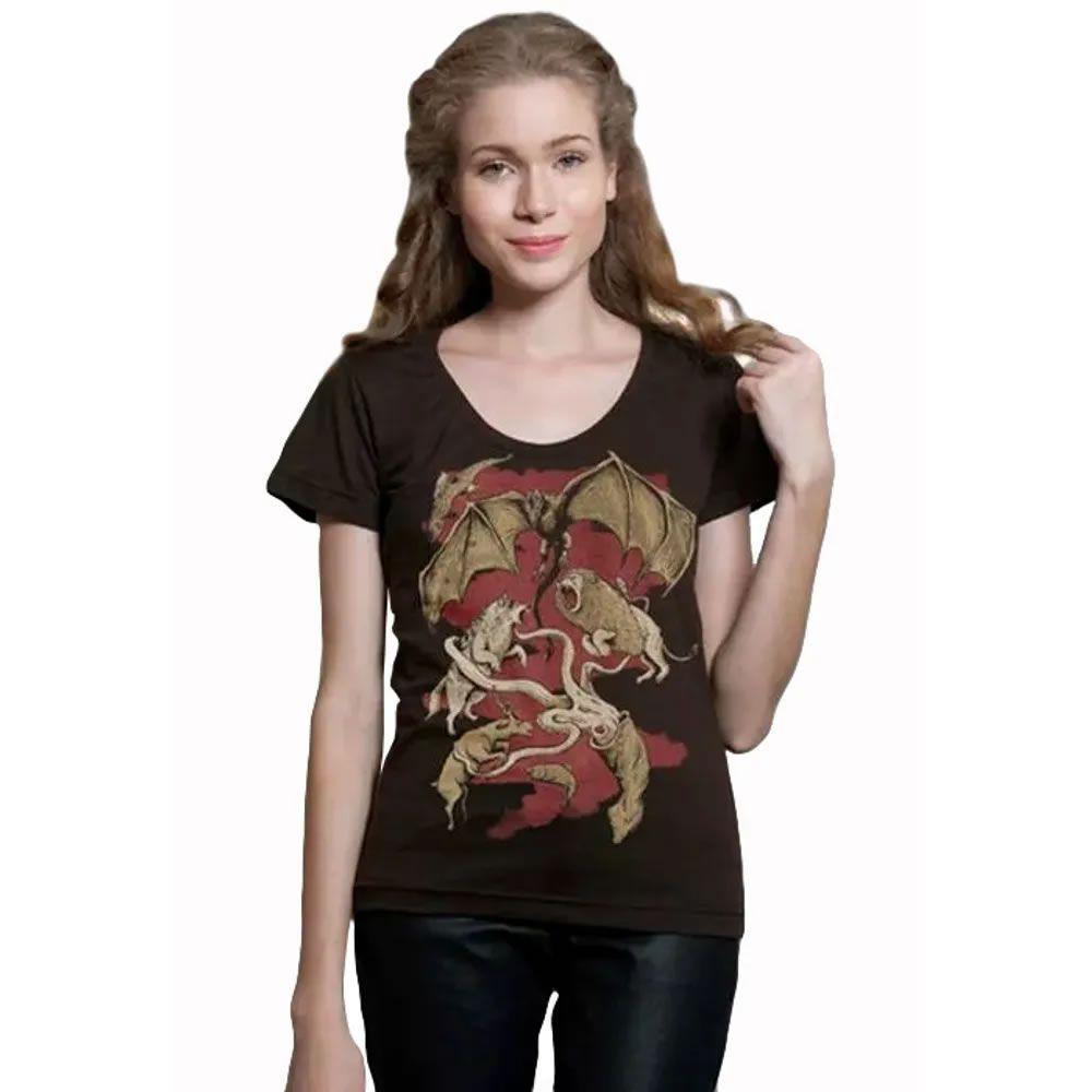 Camiseta Feminina Winter Is Coming