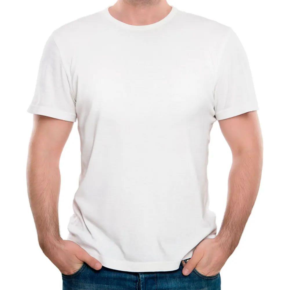 Camiseta Lisa Branca