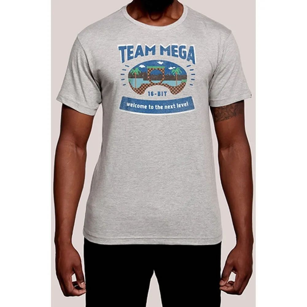 Camiseta Mega Team
