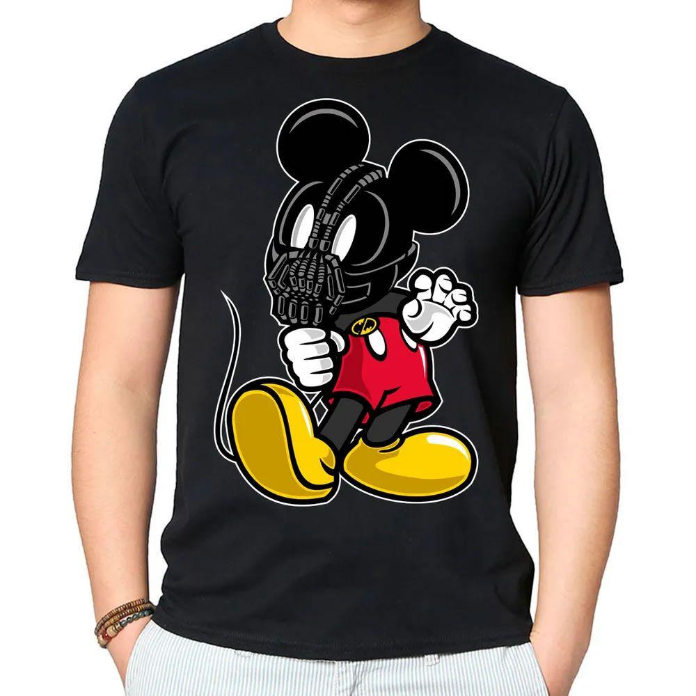 Camiseta Mickey Bane Preta