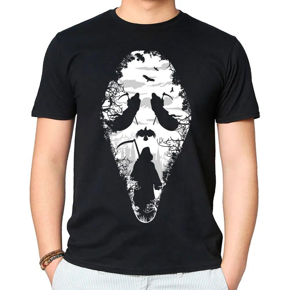 Camiseta Reaper Scream