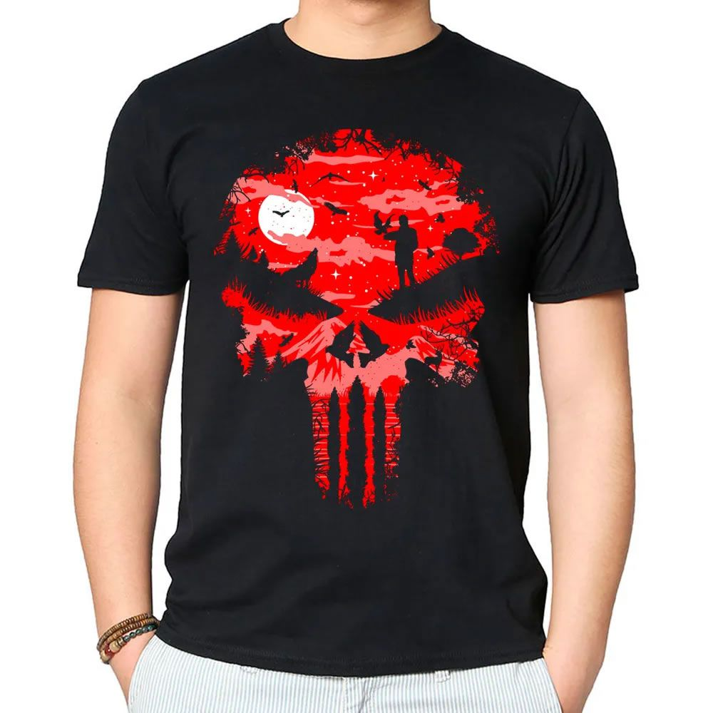 Camiseta Stand And Bleed