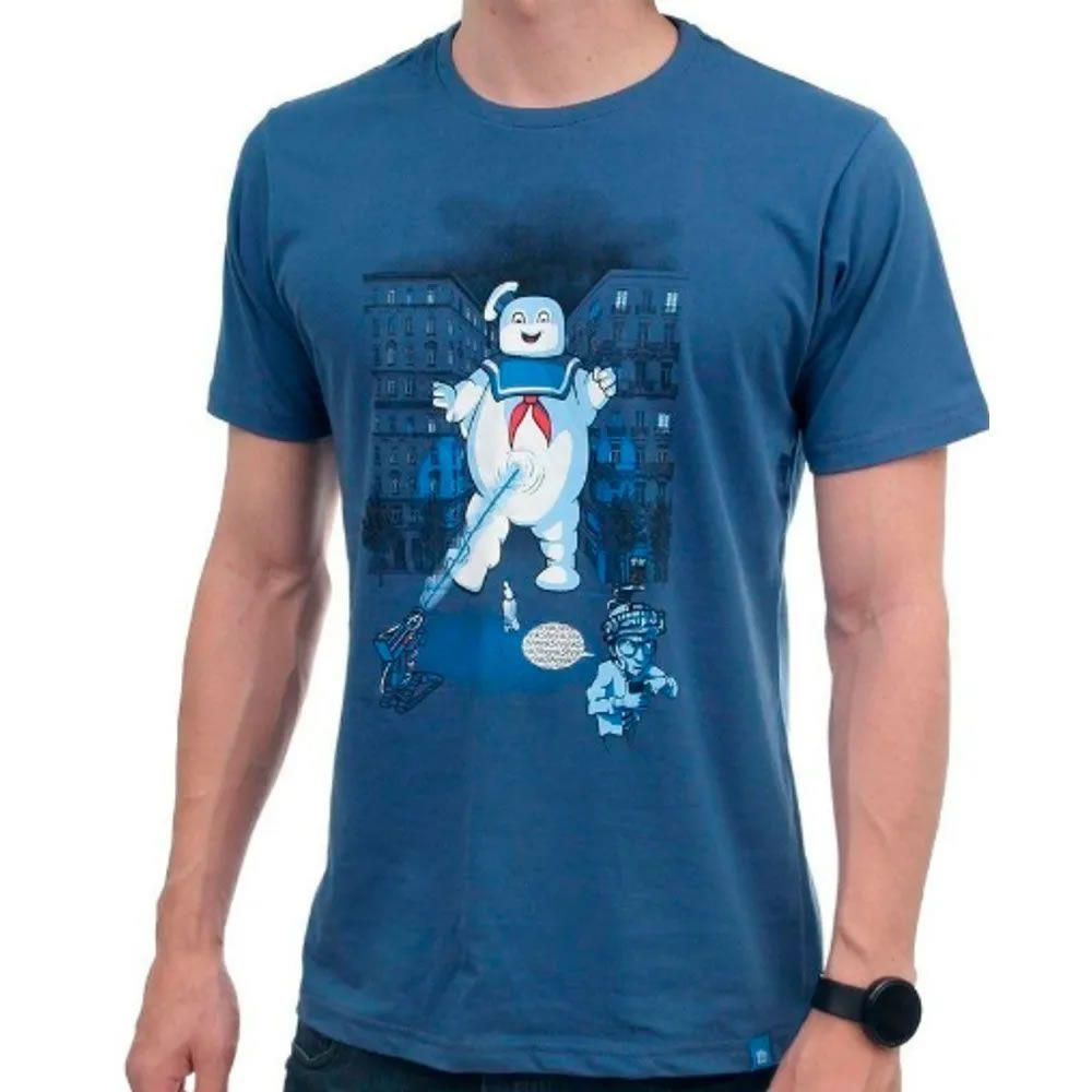 Camiseta Stay Puft