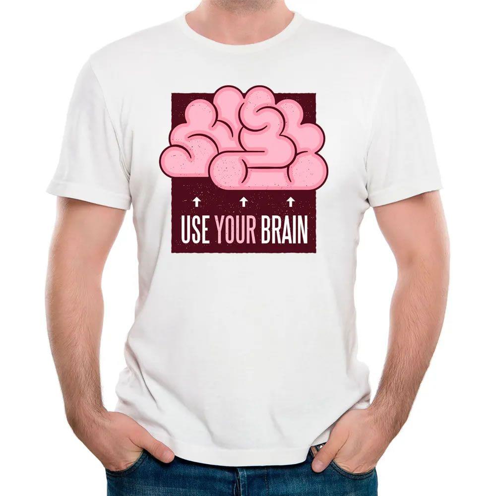Camiseta Use Seu Cérebro