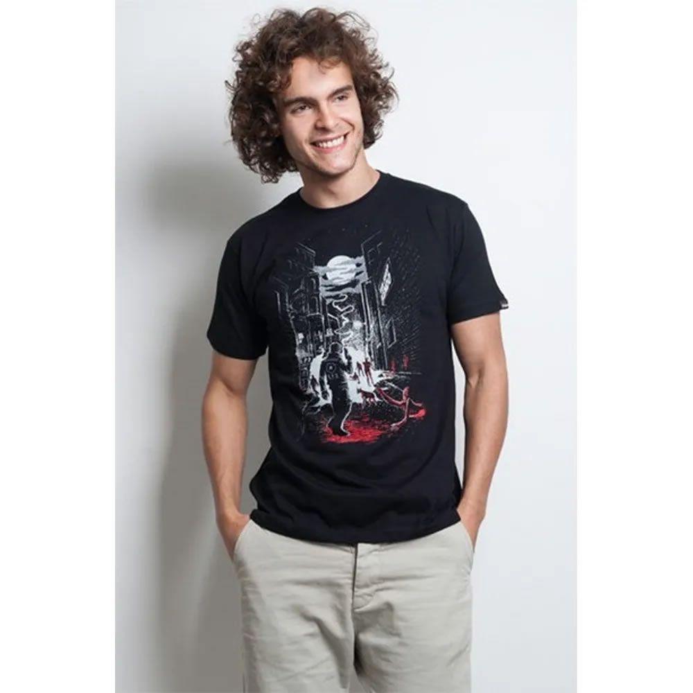 Camiseta Zombie OutbreaK