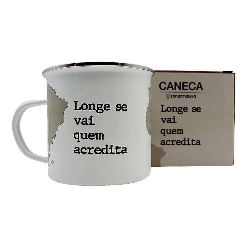 CANECA AGATA ACREDITAR / VIAGEM
