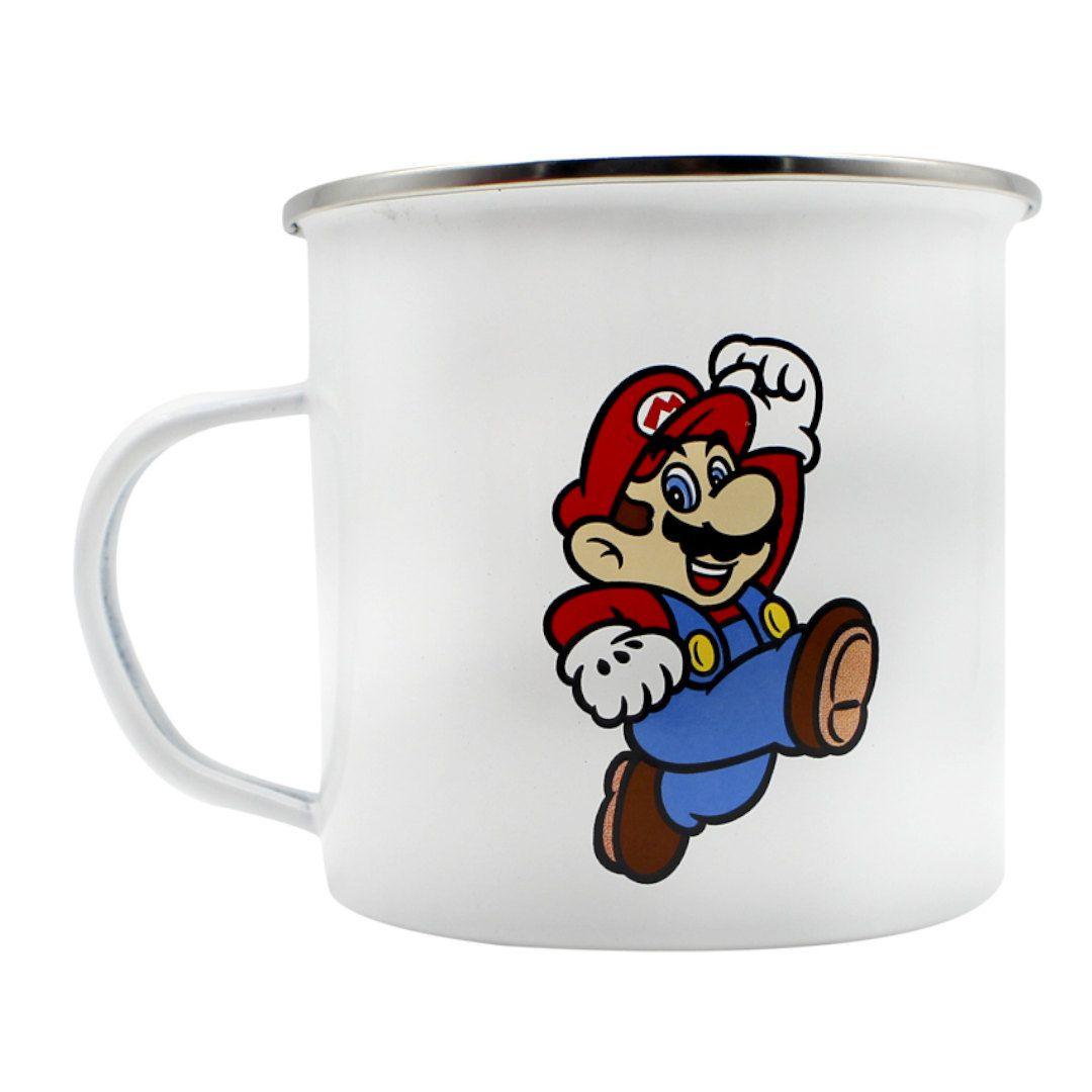 Caneca agata Super Mario Bross