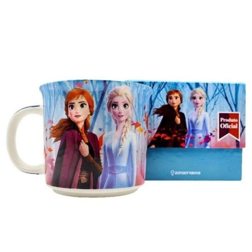 Caneca Frozen - Anna e Elsa