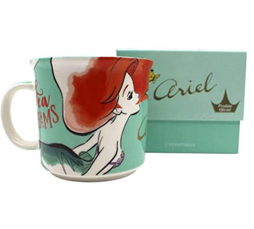 Caneca Ariel Princesas Disney