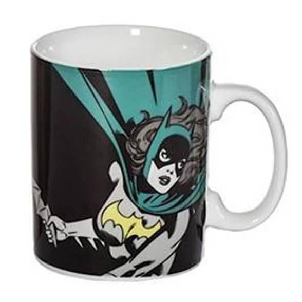 Caneca Batgirl