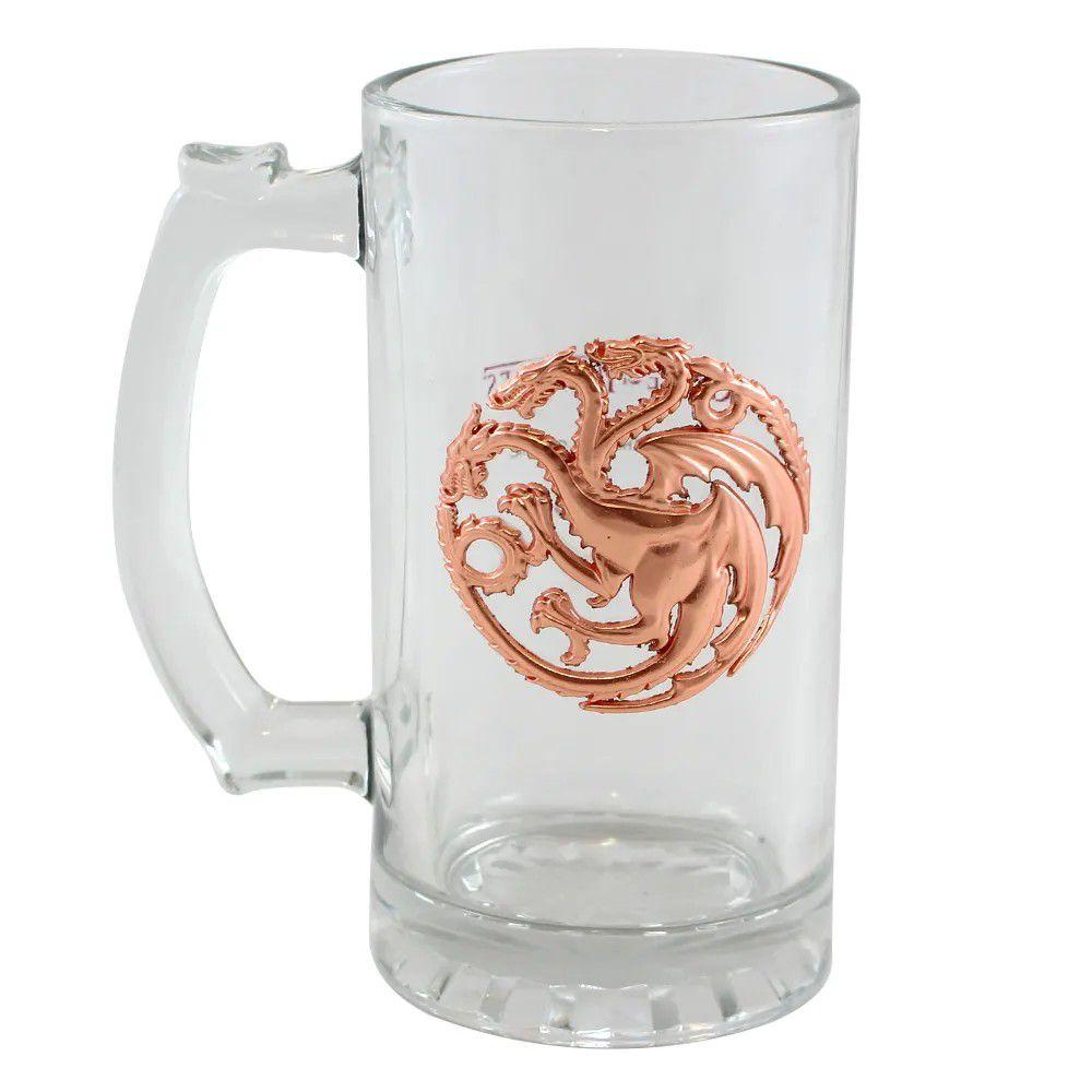 Caneca Brasão Targaryen