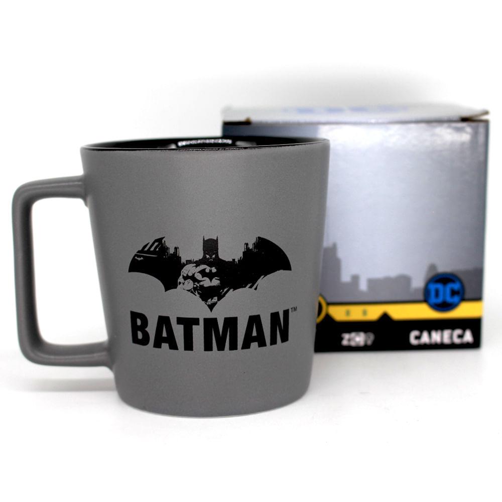 Caneca Batman City 400ML Buck