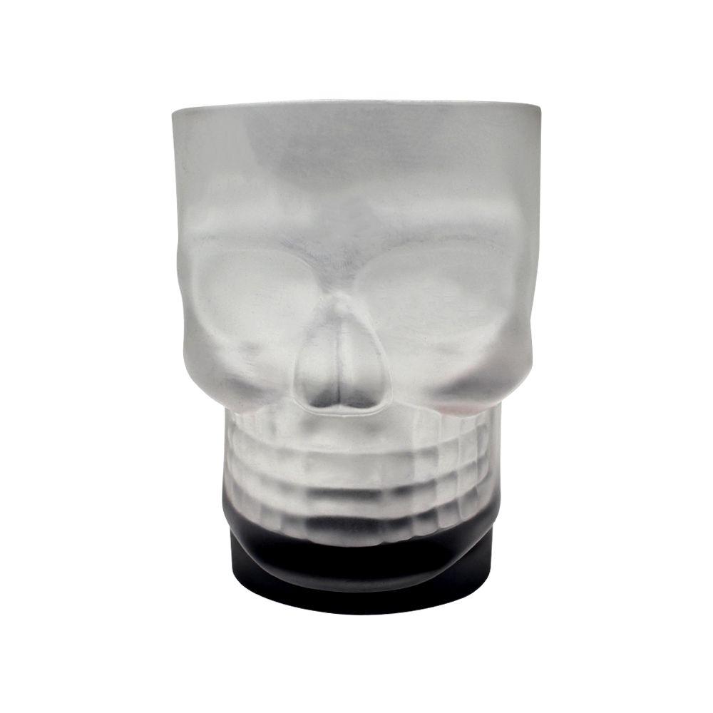 Caneca Caveira Skull Mug Base Preta