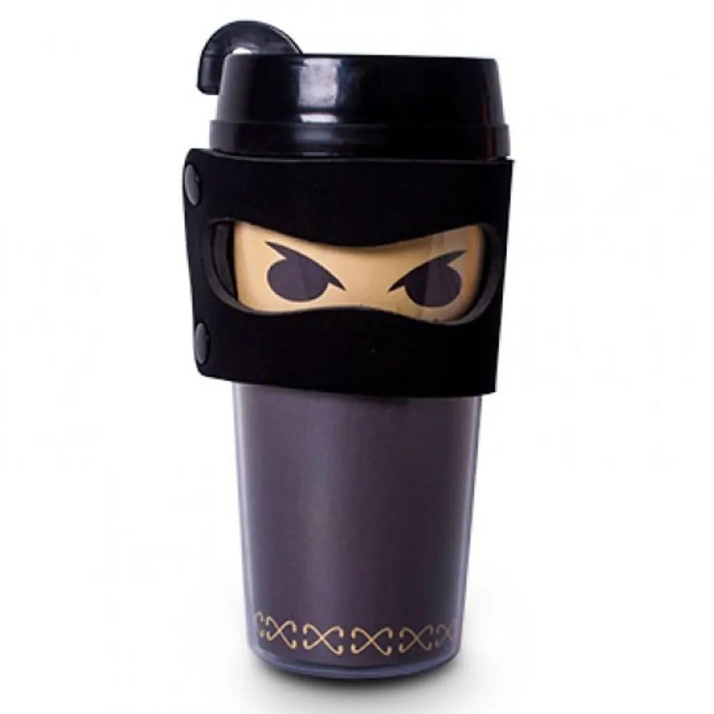 Caneca Coffee To Go - Ninja