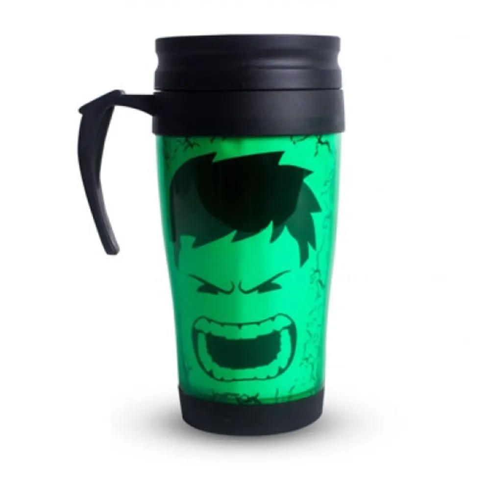 Caneca Coffee To Go Verde - Não Mexa no Meu Café