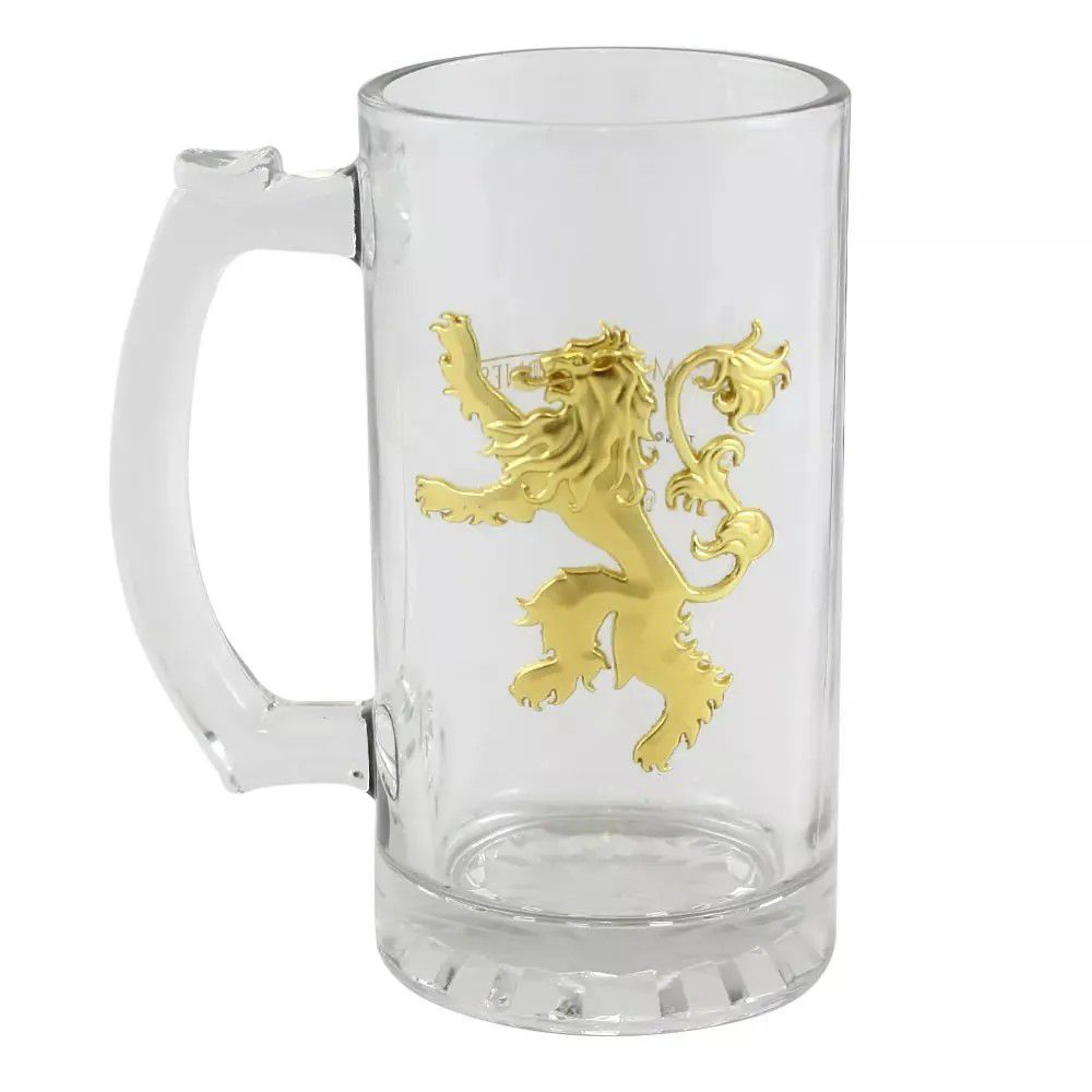 Caneca Emblema Lannister