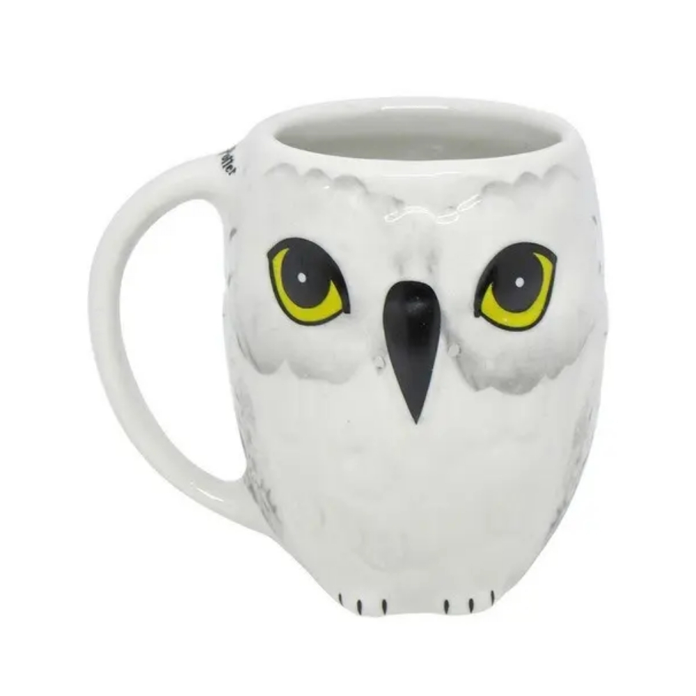 CANECA FORMATO 3D HARRY POTTER - Edwiges