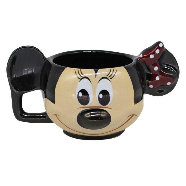 Caneca 3D Minnie Mouse - Vintage