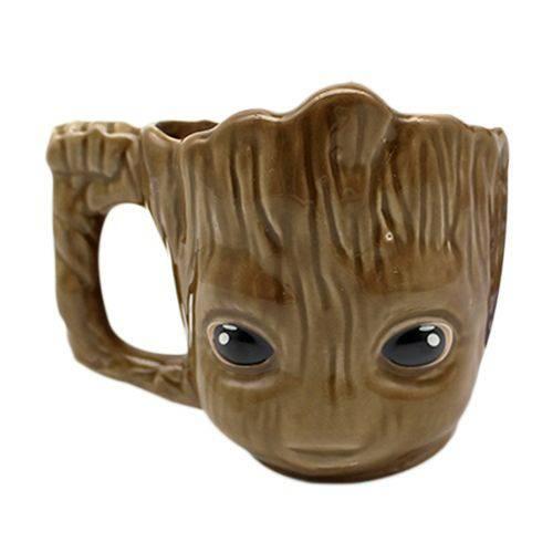 Caneca Formato Baby Groot - Marvel