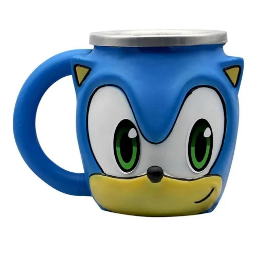 Caneca Formato Sonic 250ML
