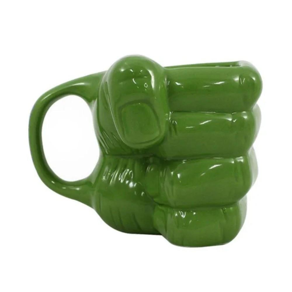 Caneca 3D Punho - Hulk