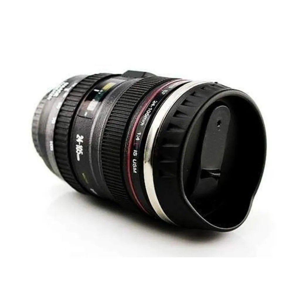 Caneca Lente de Câmera Zoom Lens