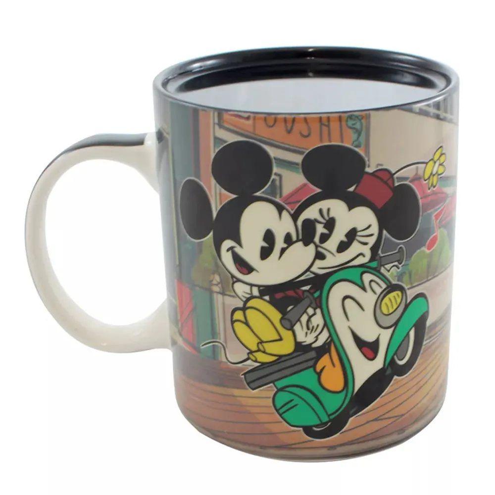 Caneca Magic Mickey e Minnie