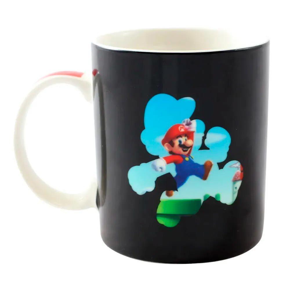 Caneca Magic Super Mario Fase