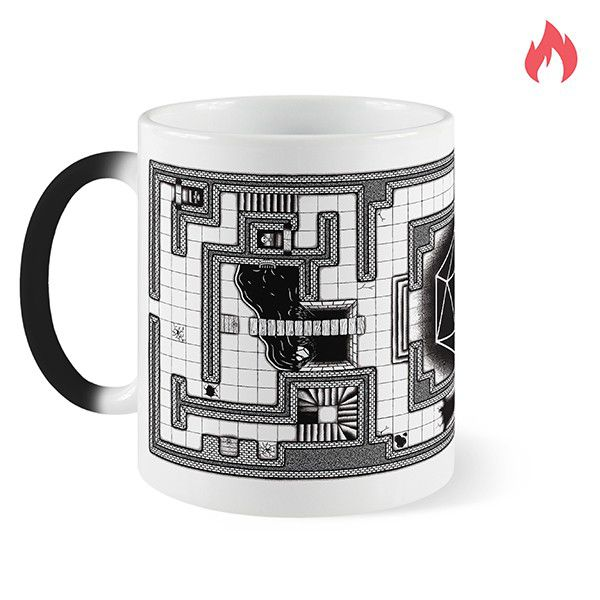 Caneca Mágica Dungeon