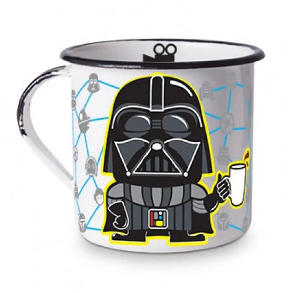 Caneca metal G Vader