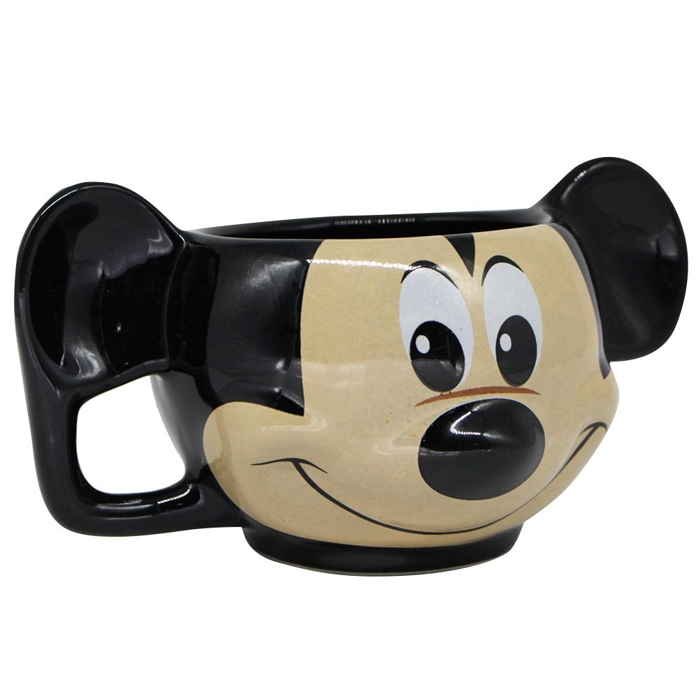 Caneca 3D Mickey Mouse - Vintage